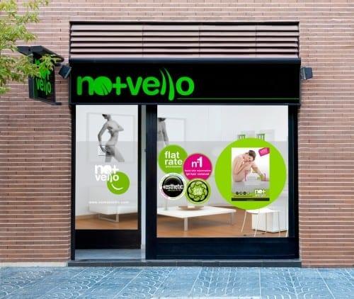 Imaginea centrului Nomasvello (No+Vello)