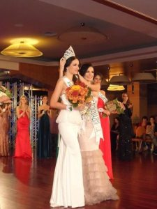 Nomasvello sustine Miss Univers România 2012