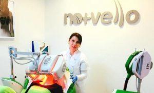 Tratamente corporale si faciale cu LED pentru a combate alimentatia nesanatoasa