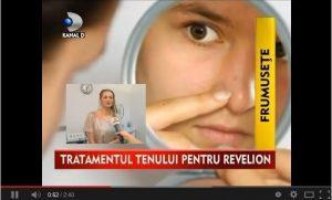 Julia Jianu prefera tratamentele cosmetice de la Nomasvello (No+Vello)