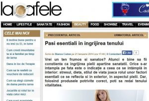 Tratamentele cosmetice Nomasvello pentru un ten frumos