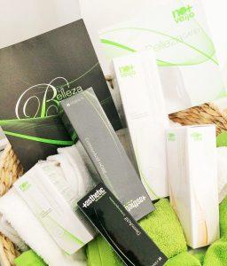 Produse cosmetice profesionale Nomasvello (No+Vello)