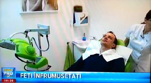 Tratamente faciale revoluționare de la Nomasvello (No+Vello) pentru domni- recomandate de Stirile Pro Tv