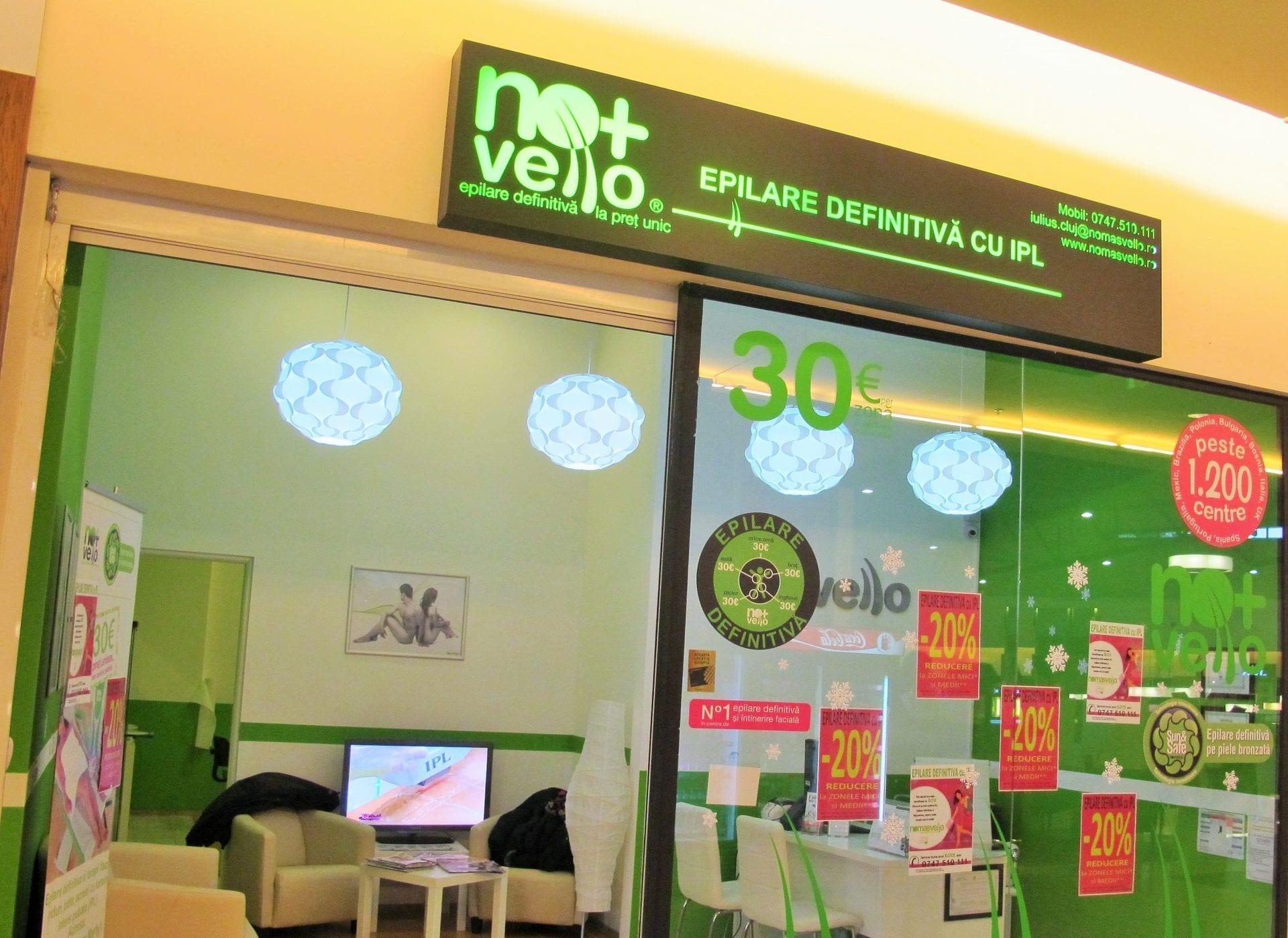 Salon Epilare Definitiva Tratamente Faciale Cluj Iulius Mall