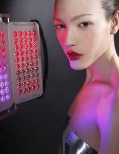 Tratament cosmetic pentru hidratare cu LED+Esthetic