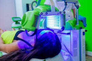 Tratamente faciale LED+Esthetic