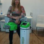 Andreea Dragan-tratament LED anticelulitic Nomasvello