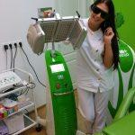 Tratamente faciale si corporale cu LED
