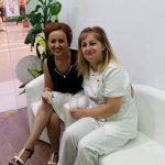 Ozana, clienta Nomasvello Oradea