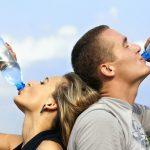 Consumul de apa- ideal pentru ten