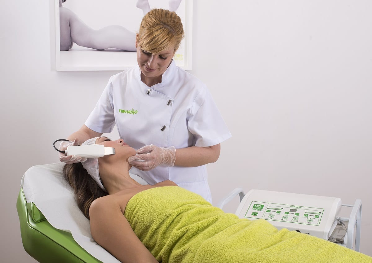 Tratament facial Proskin de curatare