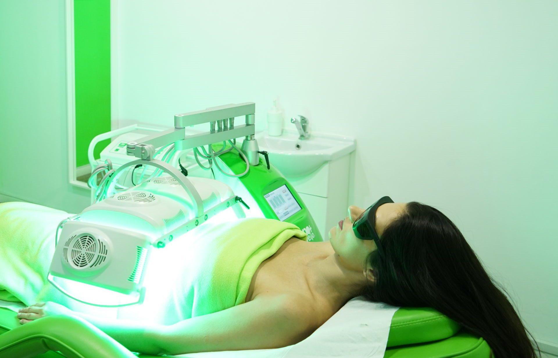 Tratament Anticelulitic LED Nomasvello