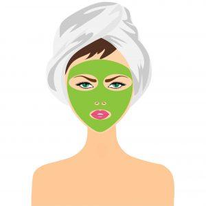 Tratament masca fata