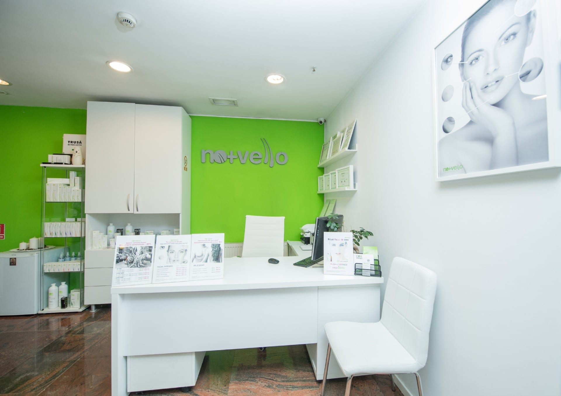 Salon Epilare Definitiva Tratamente Faciale Bucuresti Baneasa