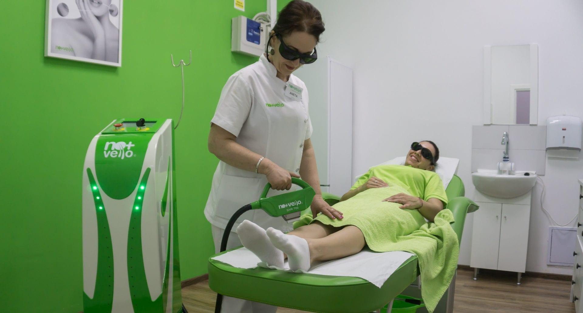 Salon Epilare Definitiva Tratamente Faciale Buzau Nomasvello