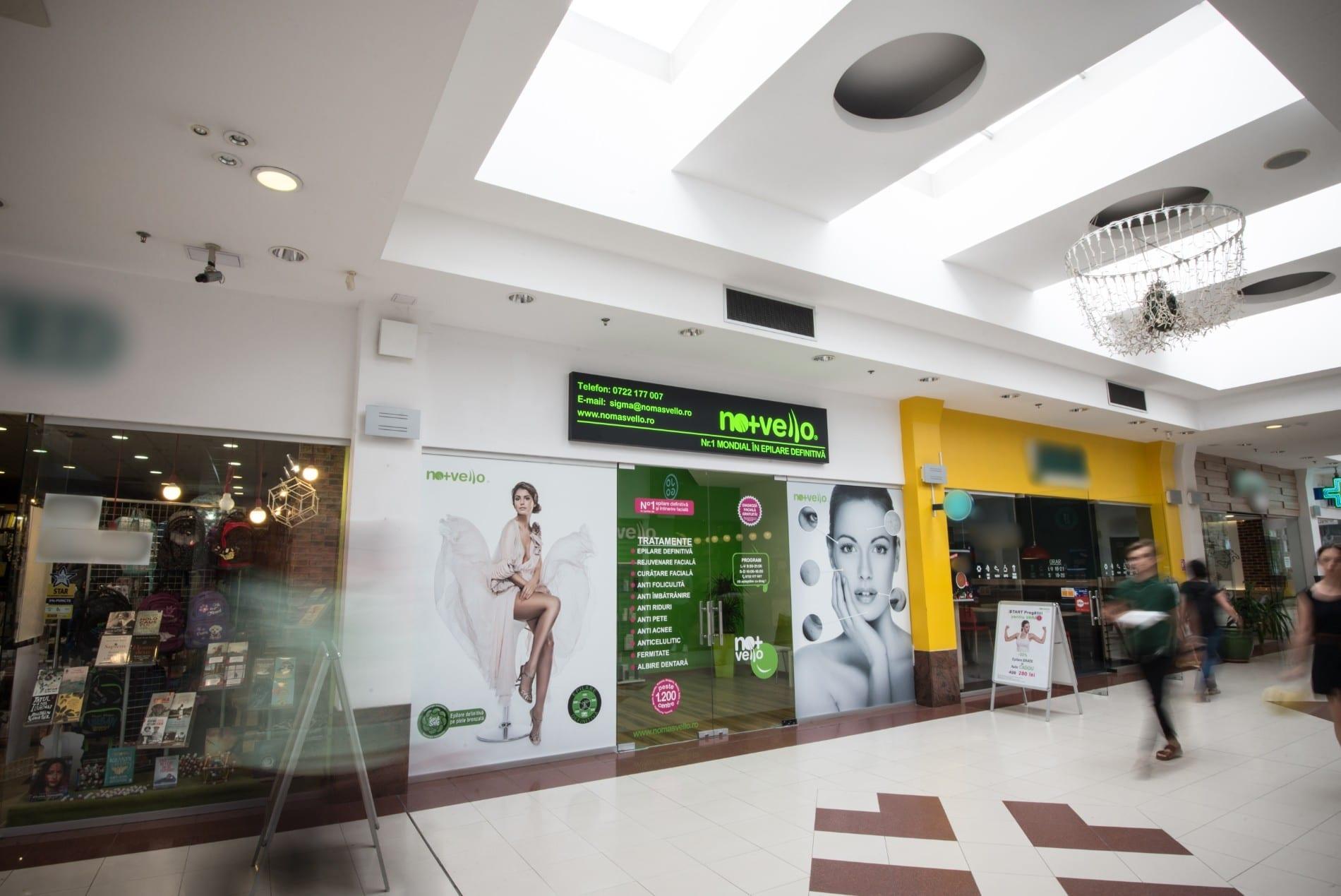 Salon Epilare Definitiva Tratamente Faciale Cluj Sigma Nomasvello