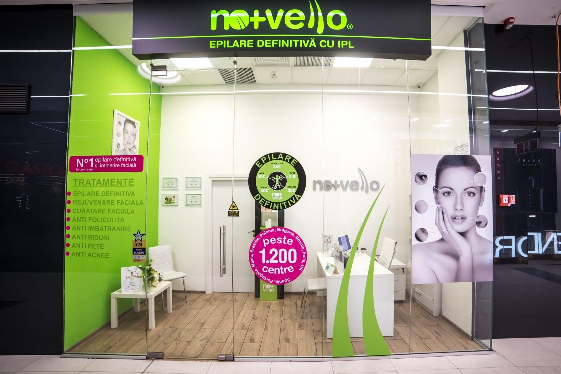 Salon Epilare Definitiva Tratamente Faciale Bucuresti Mega Mall