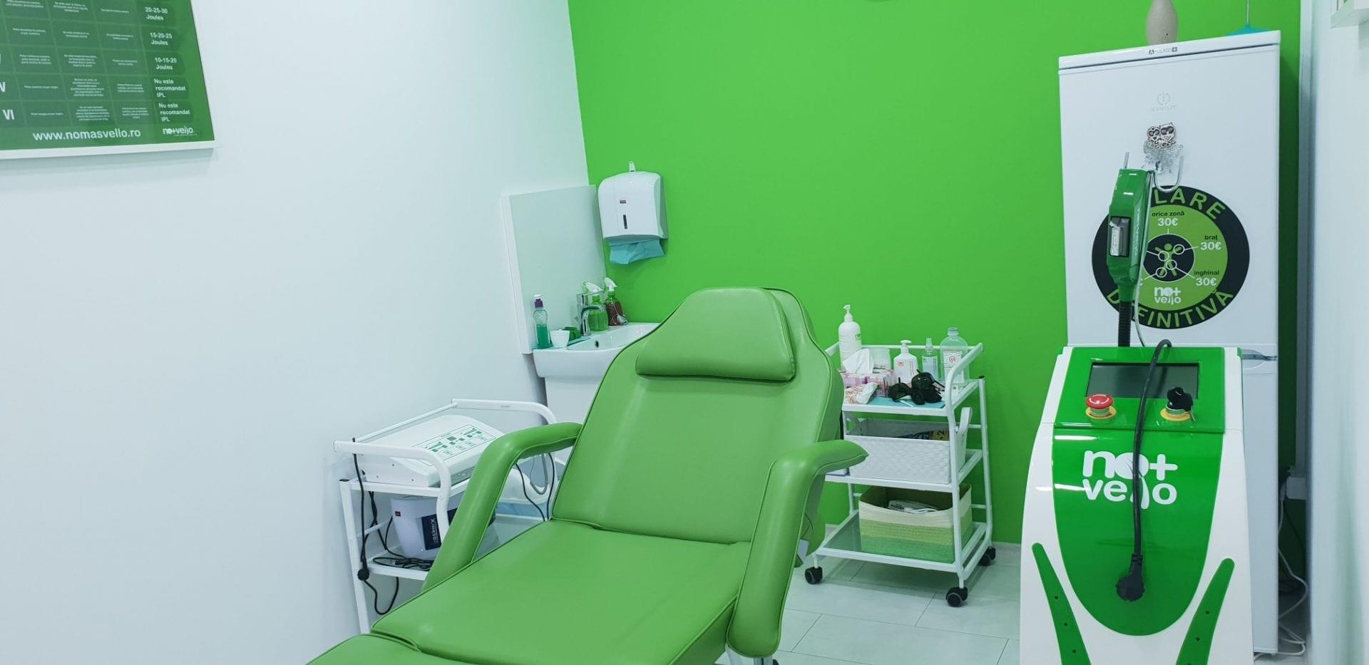 Salon Epilare Definitiva Tratamente Faciale Iasi Iullius Mall 1