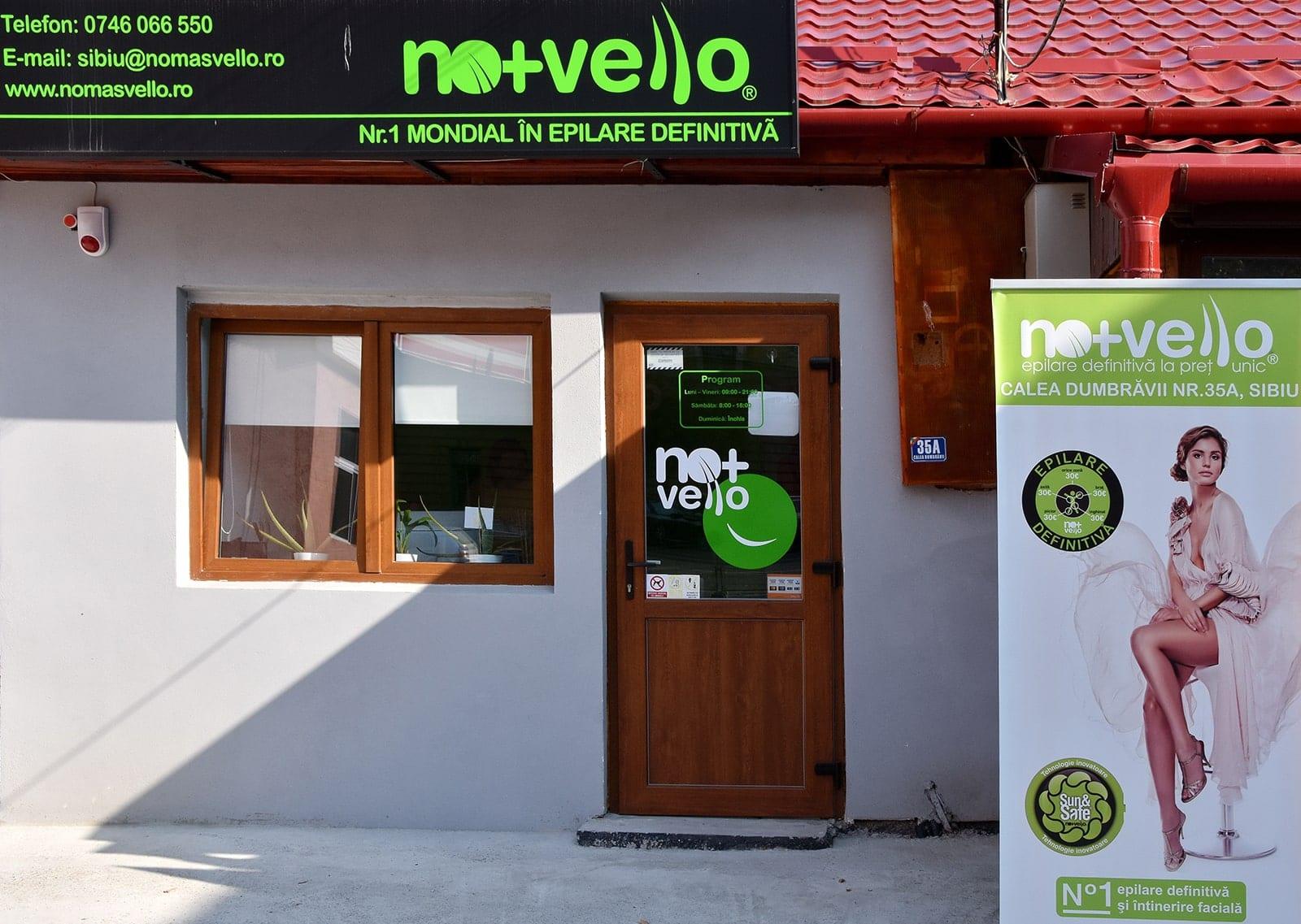 Salon Epilare Definitiva Tratamente Faciale Sibiu Nomasvello