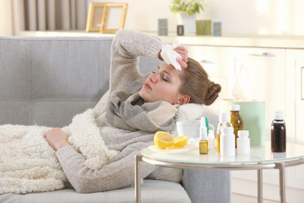 Beneficiile consumului de vitamina C cand esti racit
