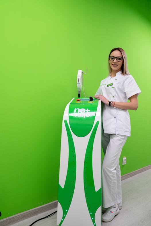 Epilare Definitiva Laser si IPL Promenada Sibiu