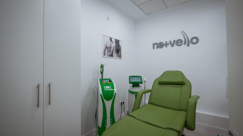 Sala de tratament Nomasvello Constanta Vivo