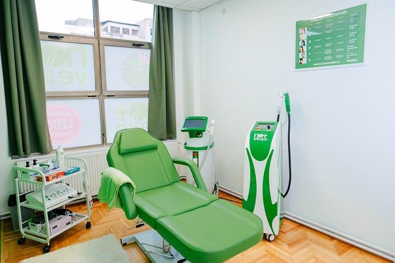 Sala de tratamente epilare definitiva Fagaras