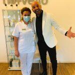 Tratament facial Andrei Alb Negru