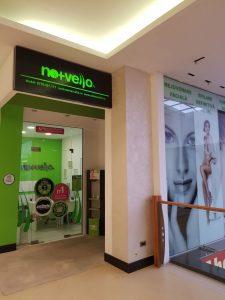Intrare Nomasvello Iulius Mall Iasi