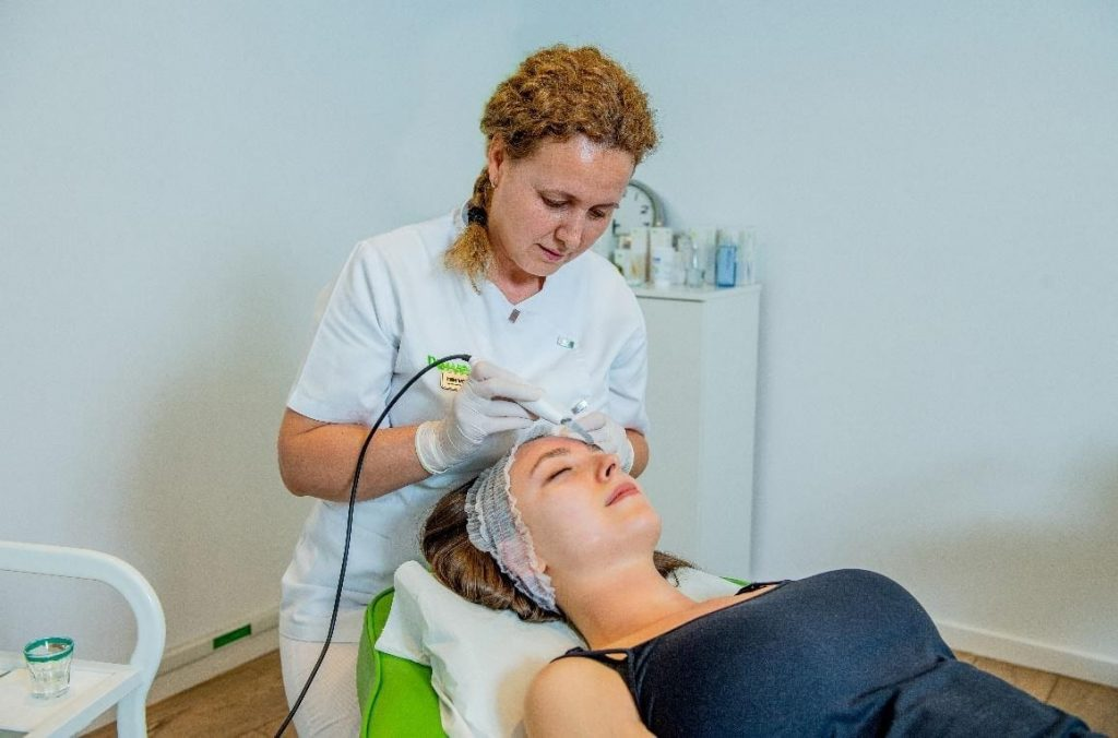 Curatare faciala Proskin, anti-pete pigmentare