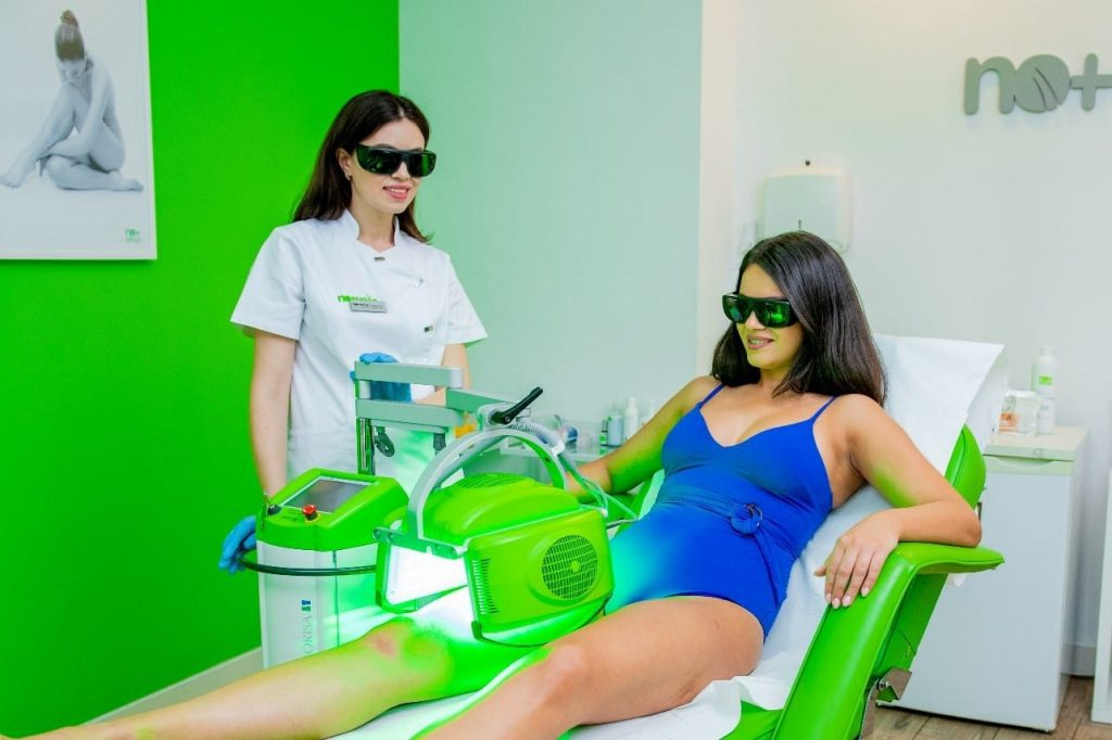 Tratament corporal cu LED+Esthetic